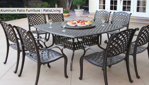 Beautiful Aluminum Patios